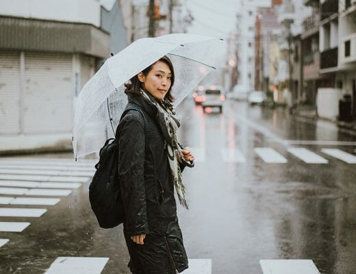 What to wear in Japan in April