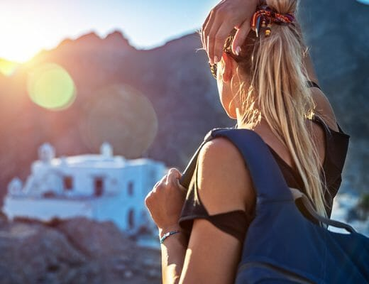 tips for women travelling solo