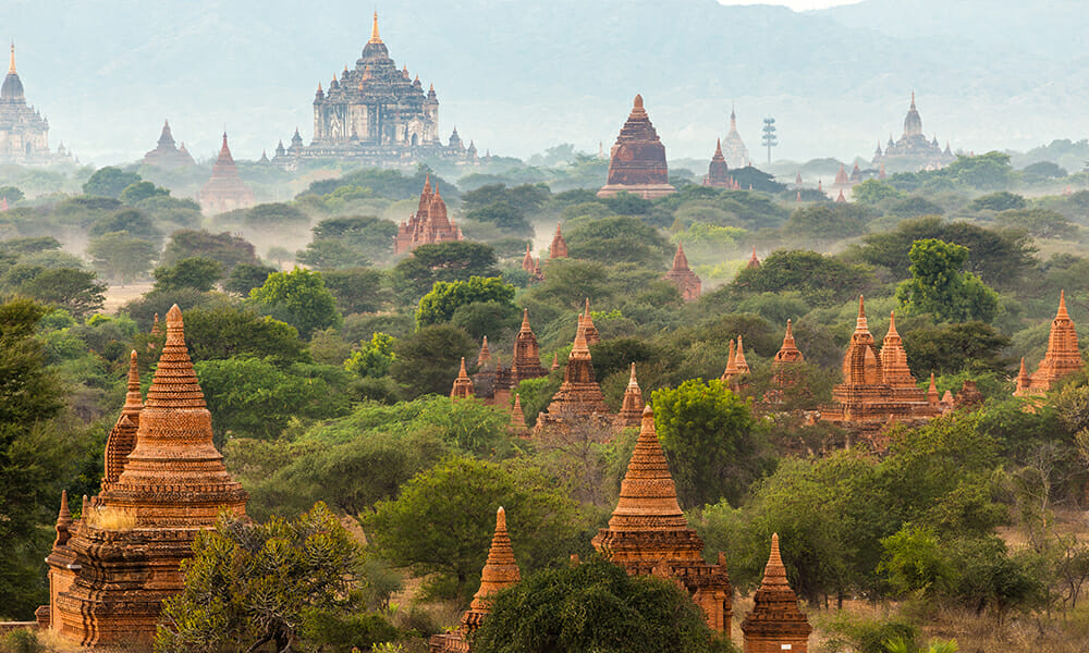 What to wear in Burma Mynamar