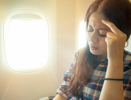 overcoming a fear of flying