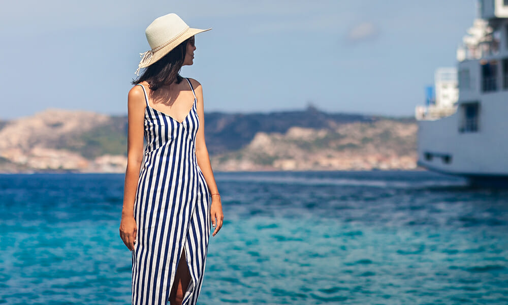 What to wear on a Mediterranean cruise