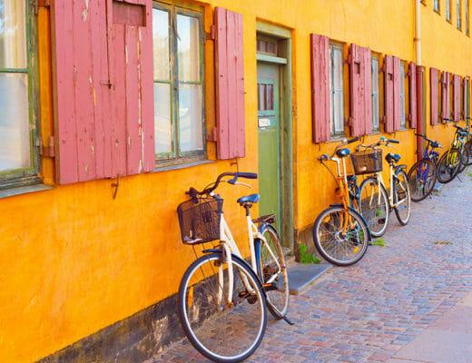 Copenhagen weekend away