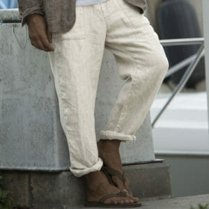 Wear linen pants in Bangladesh