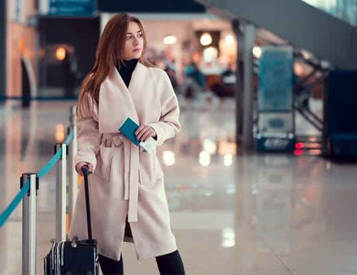 What to wear on a long haul flight