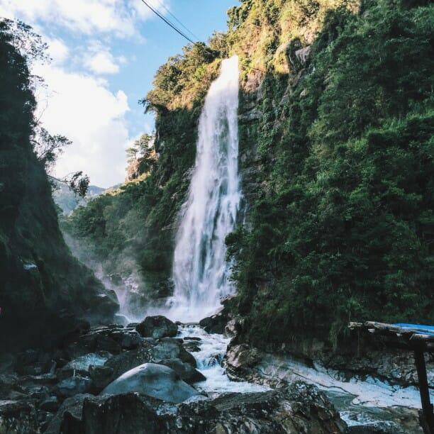 Bomod_Ok_Falls_Sagada