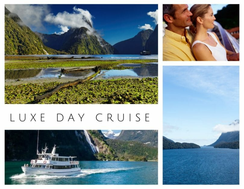 Luxury day cruises New Zealand