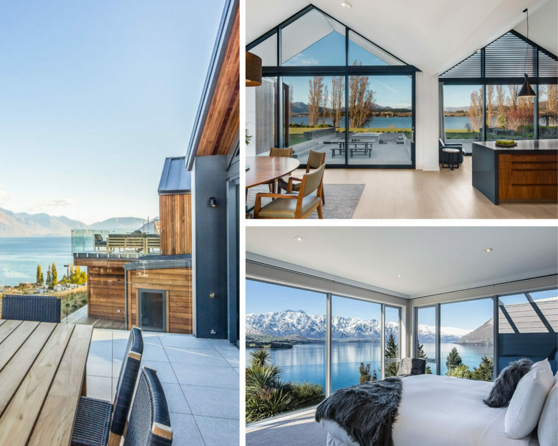 Airbnb Luxe New Zealand accommodation