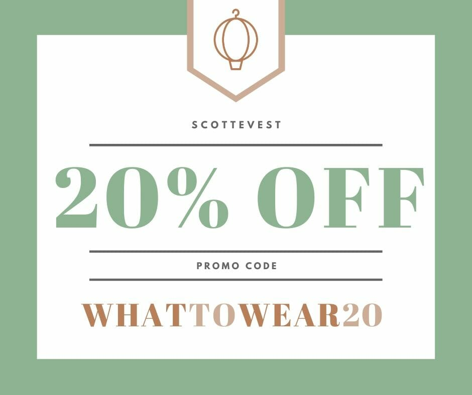 SCOTTeVEST discount code