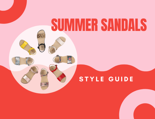 Summer sandals style guide