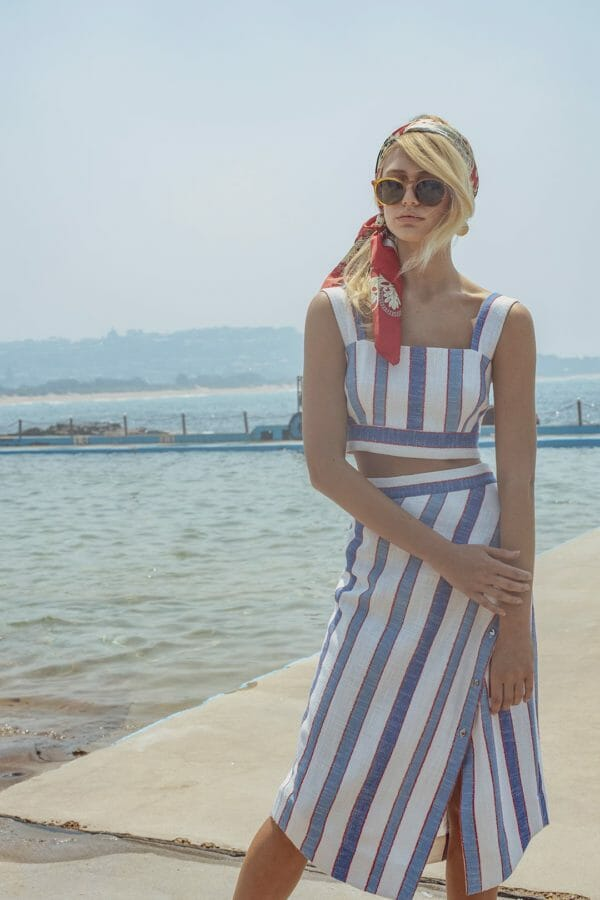 Lover nautical outfit