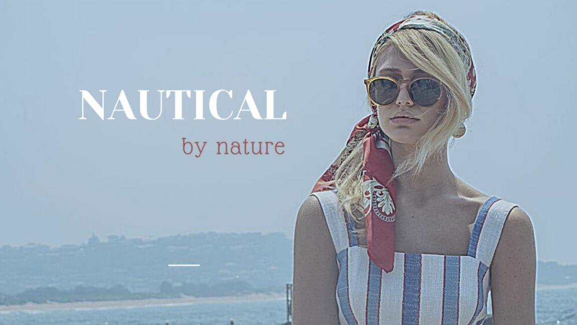 Nautical fashion and style