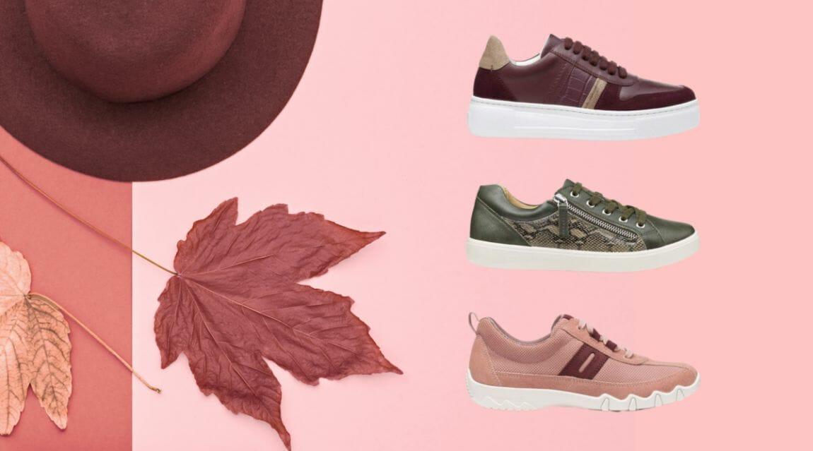 top 5 fall footwear trends 2021
