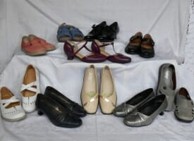 Some of my Hotter shoe collection!