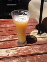 My Touch of Hefen beer