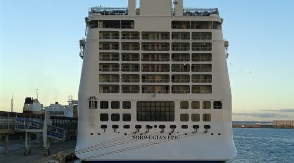 NCL's Norwegian Epic