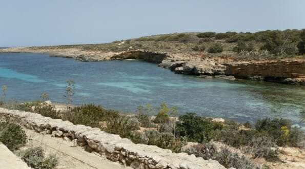 More views from Comino