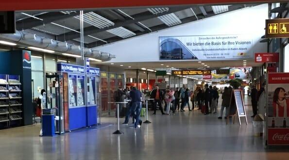 Baden-Baden airport