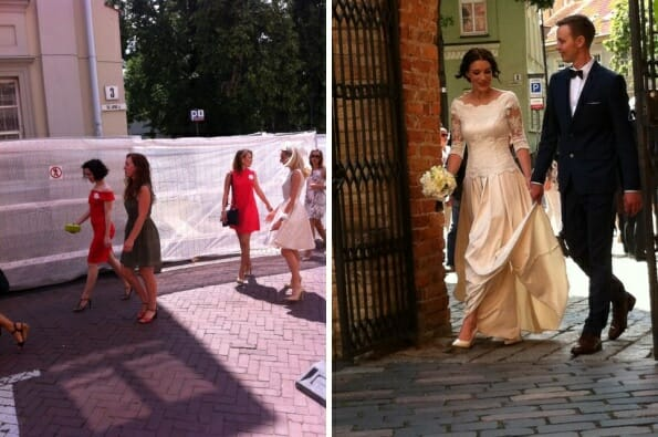 Weddings in Vilnius