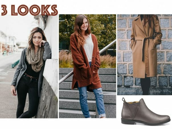 How to wear ankle boots, 3 key looks