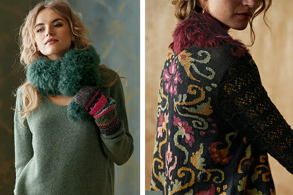 Peruvian Connection Winter look book